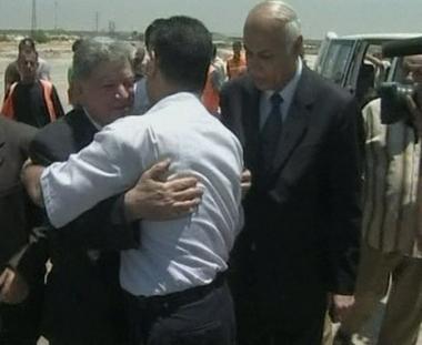 وفد من حركة فتح يزور قطاع غزة