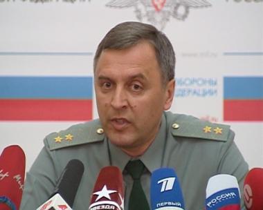 ألكسندر بوروتين النائب الأول لرئيس هيئة الأركان العامة الروسية