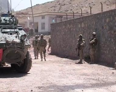 الجيش الأفغاني يعلن انتهاء عملية أرغنداب