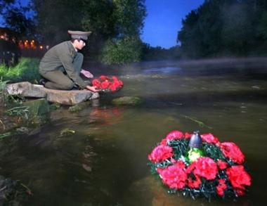 مدفيديف يعلن في بريست ان ذكرى الحرب توحد ما بين روسيا وبيلوروسيا