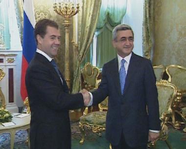 روسيا وأرمينيا توسعان من التبادل التجاري بينهما