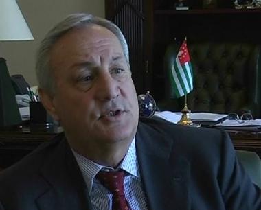 سيرغي باغابش رئيس جمهورية أبخازيا