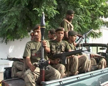 بدء العمليات العسكرية ضدّ طالبان في باكستان