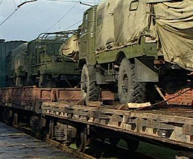 موسكو تنفي التحضير للتدخل عسكريا في أبخازيا