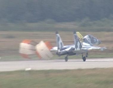 وصول طائرتين روسيتين من طراز