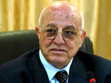 كبير المفاوضين الفلسطينيين أحمد قريع