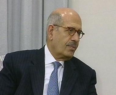 البرادعي يحذر من اي عمل عسكري من جانب واحد ضد ايران