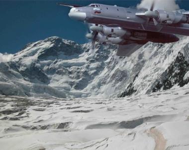 قاذفتان إستراتيجيتان روسيتان تقومان بدوريات فوق منطقة القطب الشمالي