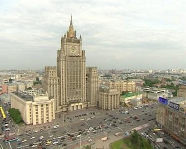 الخارجية الروسية تنتقد تصريحات موفاز ضد ايران