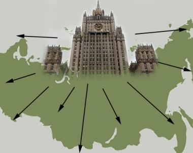 مذهب جديد للسياسة الخارجية الروسية