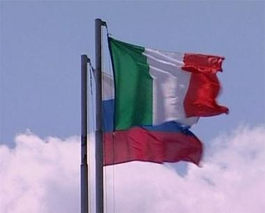 البلقان والاتحاد الاوربي ضمن اجندة الرئيس الايطالي في موسكو
