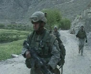 قتلى من طالبان وانسحاب أمريكي من قاعدة بأفغانستان