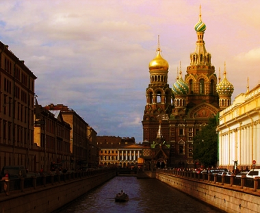 مشاوير سانت بطرسبورغ