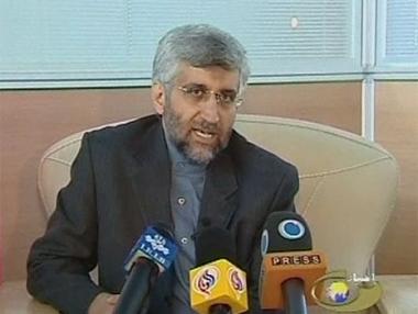 جليلي إلى جنيف و ترحيب شعبي إيراني بمشاركة واشنطن