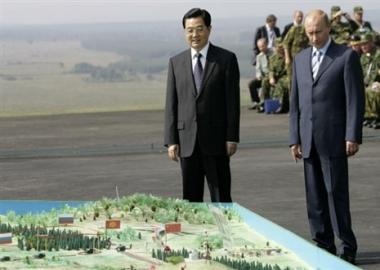 نبذة تاريخية عن مشكلة الحدود بين روسيا والصين