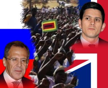 الخارجية الروسية تفند اقوال ميليباند حول الموقف الروسي من الوضع في زيمبابوي