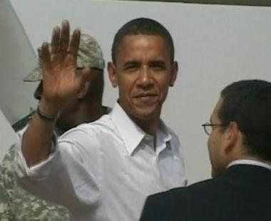 أوباما يناقش الوضع في العراق مع شيوخ العشائر في الانبار