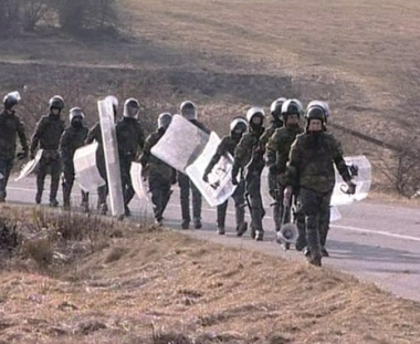 جورجيا ترسل 400 جندي ووحدة قوات خاصة لأفغانستان