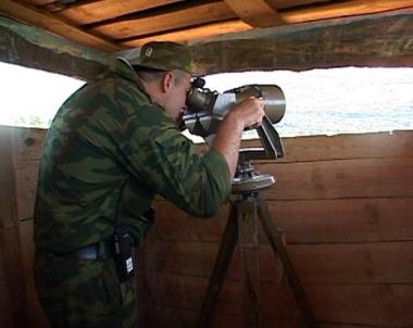 رصد  تحليقات غير شرعية فوق أراضي أوسيتيا الجنوبية