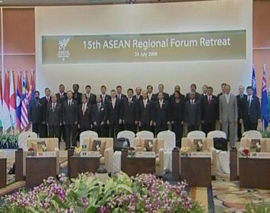 كوريا الشمالية توقع معاهدة عدم اعتداء مع دول آسيان