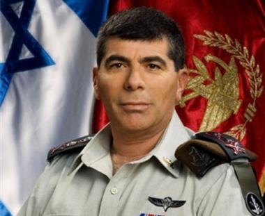 رئيس هيئة اركان الجيش الاسرائيلي يدعو واشنطن لوقف البرنامج النووي الايراني