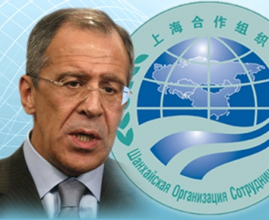 لافروف: إيران لن تصبح عضوا مشاركا في منظمة شنغهاي