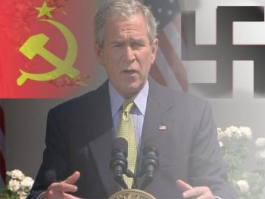 روسيا تدين تصريح بوش حول الشيوعية