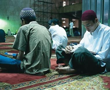 اوسيتيا الشمالية  تحتفل بعيد الوحدة الدينية للمسلمين