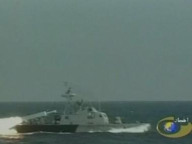 إيران تعلن عن إختبار سلاح بحري جديد
