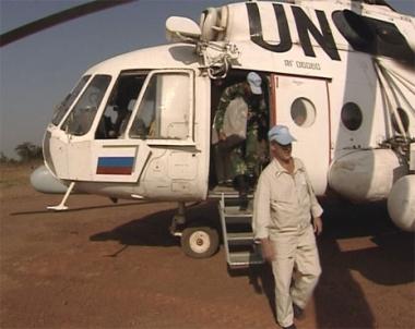 روسيا ترسل قوات جديدة إلى السودان