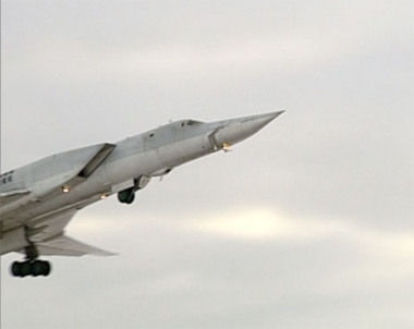 تدريبات جديدة في سلاح الطيران الروسي