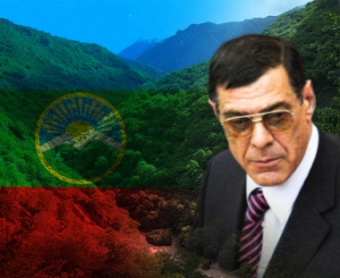 رئيس جديد لجمهورية  قره شاي شركيسيا