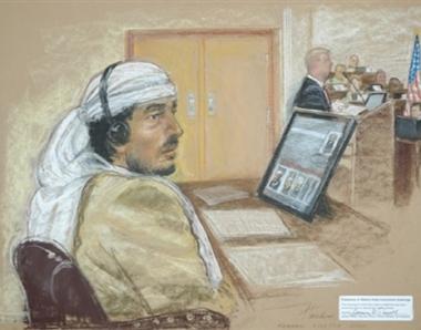 هيئة المحلفين بمحكمة غوانتانامو تدين سائق بن لادن