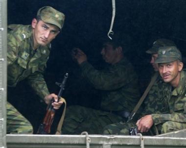روسيا لن تمنع المتطوعين من التوجه الى اوسيتيا الجنوبية