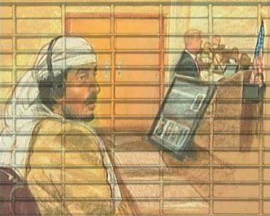 الحكم بالسجن 5,5 أعوام على سائق بن لادن