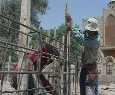 المالكي يدعو للتعاون في إعادة إعمار العراق