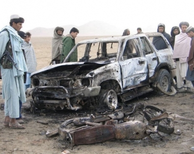 قتلى وجرحى في هجوم انتحاري بكابول