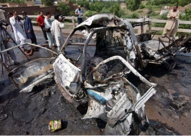 قتلى وجرحى في انفجار بمدينة بيشاور الباكستانية