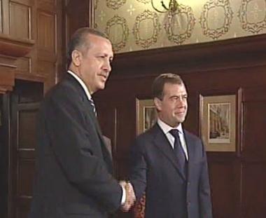 اردوغان يسعى لانشاء تحالف قوقازي