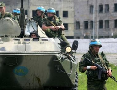 روسيا تشير إلى ضرورة توقيع إتفاقية جديدة حول نشاط حفظ السلام في القوقاز