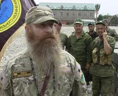 القوات الخاصة الشيشانية...ودورها في صد العدوان الجورجي