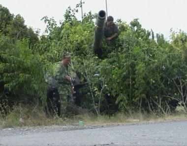 الدفاع الروسية تحذر من اعمال استفزازية من جانب جورجيا