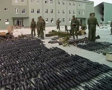 الجيش الجورجي.. ضحية مغامرة سآكاشفيلي