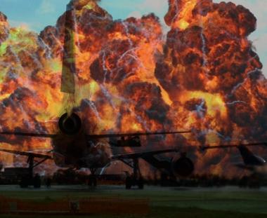 مقتل 153  شخصاً في تحطم طائرة بإسبانيا