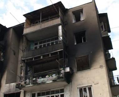 عدد المتضررين بسبب العدوان الجورجي يصل إلى 4000