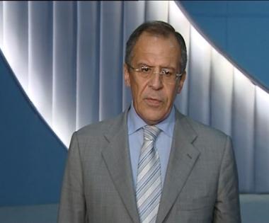 لافروف: جورجيا مسؤولة عن تطور الاحداث اللاحق حول أبخازيا وأسيتيا