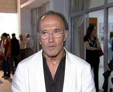 محي الدين كيشف فنان قوقازي مقيم في اسبانيا
