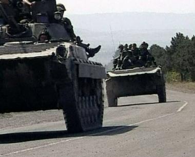 اتمام عملية سحب القوات الروسية من جورجيا
