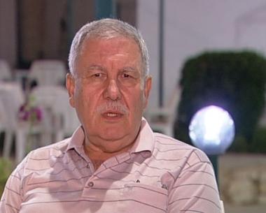 الكاتب والصحفي من اصل قوقازي كمال جلوقة