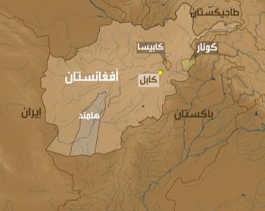 مقتل جندي وإصابة 3 إثر تحطم مروحية بأفغانستان